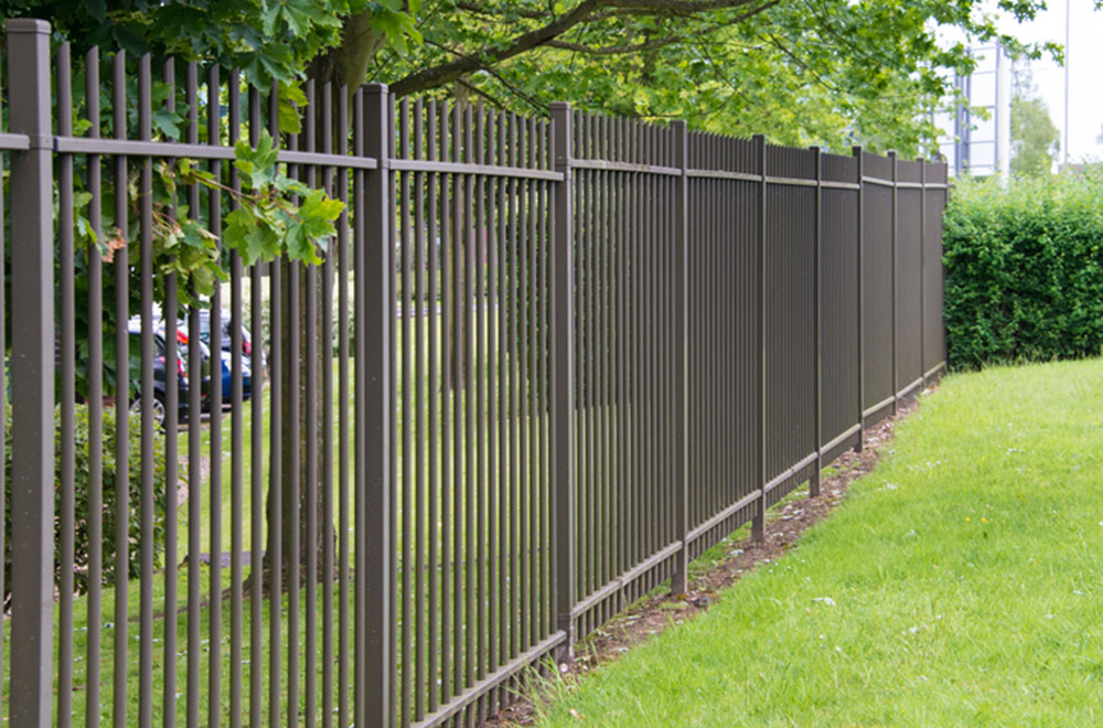 aluminum fence chattanooga