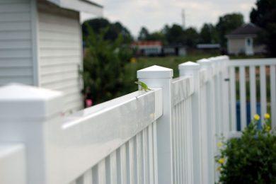 Vinyl Fencing Chattanooga