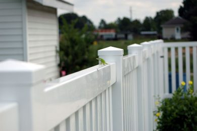 Vinyl Fencing Chattanooga